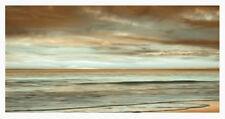 SEASCAPE BEACH ART PRINT - The Surf by John Seba 40x20 Ocean Seascape Poster