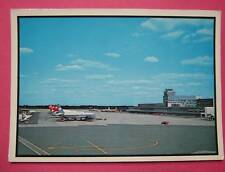 Vintage Postcard - Montreal Int'l Airport New 1970s 6¾ x 4¾""