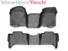 WeatherTech FloorLiner - Chevrolet Tahoe - OTH - Hybrid - 2011-2014 - Black