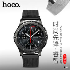HOCO Milanese Watch Band for Samsung Galaxy Gear S3 Mesh Magnetic Closure Strap