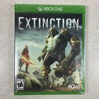 Extinction Video Game Microsoft Xbox One - New Sealed