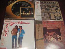 LOGGINS & MESSINA JAPAN REPLICA AUDIOPHILE RARE 3 LIMITED OBI CD SET+SACD BONUS