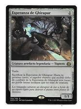 FOIL ESPERANZA DE GHIRAPUR Español MTG Mint Aether's revolt x1 Magic