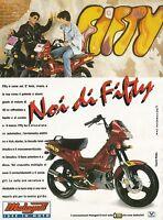 X1332 Fifty - Malaguti idee in moto - Pubblicità del 1994 - Vintage advertising