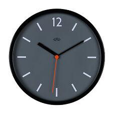 Orologi da parete grigio rotonde 12 ore