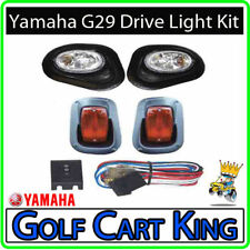 Yamaha G29 Drive Golf Cart Headlight - Tail Light Kit