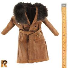Daisy Domergue Prisoner - Brown Over Coat - 1/6 Scale - Asmus Action Figures