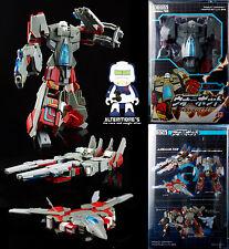 Transformers Fansproject Warbot WB-003 Assaulter aka Broadside MIB
