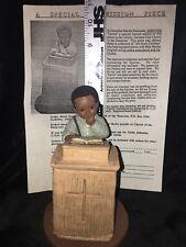 "Rare Signed Martha Holcombe All God's Children ""Calvin� First Church Of Nazarene"