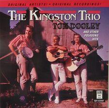 The Kingston Trio - Tom Dooley (CD 1989, EMI-Capitol Special Markets) Near MINT