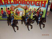 Marlborough Dehli Durbar D 23 17th Bengal Lancers 3 Lancers Mounted