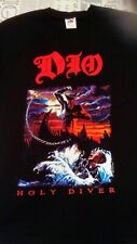 DIO Holy Diver t-shirt, size Small