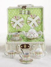Delton Children's Porcelain Tea Set for 2-Sprinkles-#8058-4