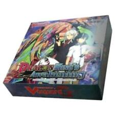 Cardfight Vanguard Dragon King's Awakening Booster Box