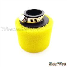 38mm Jaune Filtre A Air Pour 110 125cc Monkey Dirt Bike ATV Go Kart 50cc Scooter