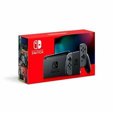 NEW Nintendo Switch with Gray Joy‑Con Handheld Gaming Console