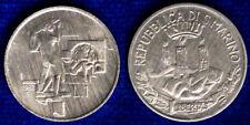 1 Lira 1982 San Marino #6608