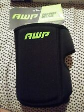 Thin Knee Pads Non Marring Polyester Cap Kneeling Climbing Comfortable AWP NEW