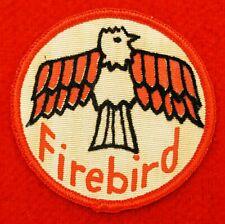 Pontiac Firebird Trans Automobiles Voiture de Course Brodé Repasser Patch à