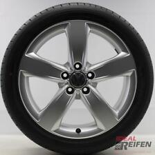 4 Seat Leon ST 5F 18 Zoll Winterräder Wintersatz Original Audi Felgen 4G-M S