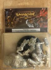 Warmachine ironclad Cygnar Heavy Warjack PIP31004 New