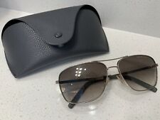 Marc by Marc Jacobs Ombre Gradient Grey Silver Brown Green Sunglasses MMJ 342/S