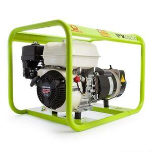 HONDA ENGINE GENERATOR PRAMAC PX3250 2.9 KVA