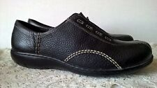 Clarks Leather Oxford Lace up Casual shoes Women's sz. 8.5W