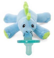 Wubbanub Infant Newborn Baby Soothie Pacifier ~ Baby Dino