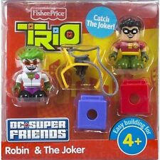 Fisher-Price Comic Book Hero Action Figure Playsets