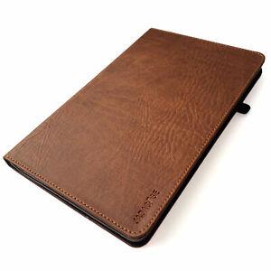 Premium Leder Cover für Huawei MediaPad M5 Lite  Tablet  Schutzhülle Case Tasche