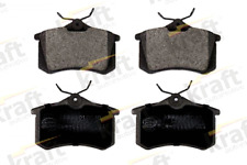 Bremsbelagsatz, Scheibenbremse für Bremsanlage KRAFT AUTOMOTIVE 6010040