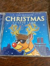 THE ULTIMATE CHRISTMAS ALBUM 2XCD 38 TRACKS ABBA,POGUES,SLADE,QUEEN,GREG LAKE