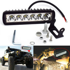 18W OffRoad Driving Fog Work 6 Led Bar Light Spot Lamp Truck For Jeep 4x4 Handy(Fits: Neon)