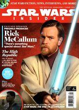 More details for star wars insider #204 newsstand ed (titan aug 2021)