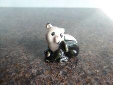 Vintage - Ceramic Panda Figure