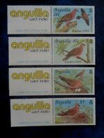 ANGUILLA 1995 BIRDS - EASTER SET 4v MNH MINT SG959/62