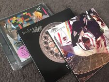 KLAXONS MYTHS OF THE NEAR FUTURE CD ALBUM + MAGICK + XAN VALLEYS EP VAN SHE MIX