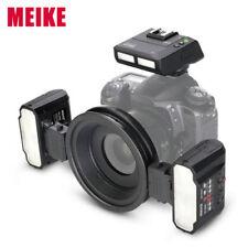 MEIKE MT24 Twin Lite New Flash Light  for Nikon D2X D3 D3X Digital SLR Cameras