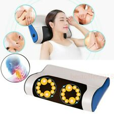 Heat Massage Pillow Shiatsu Deep Kneading Relax Neck Back Shoulder Pain Massager