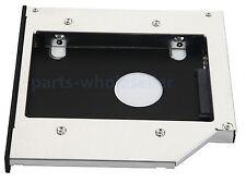 2nd SATA HDD SSD Caddy disque dur Optique Bay pour Acer Aspire 5750 5750G 5755G