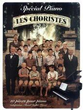 Les enfants du Monsieur Mathieu les choristes Special Piano livre neuf