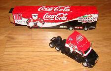 Bobby Labonte #18 Tony Stewart #20 Coca-Cola 2001 Hauler Action/Lionel 1:64