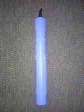 Life Co. Ltd. Blue Plastic Blueprint Poster Expandable Storage Tube 17.5 - 27.5