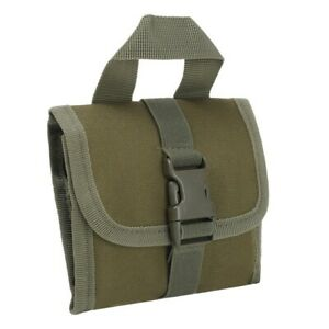 Tactical 14 Rounds Molle Ammo Pouch Foldable Ammo Carrier Bag Hunting Outdoor