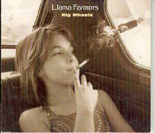 Llama Farmers - Big Wheels UK Digipack CD 1999