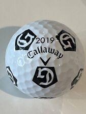 RARE Callaway Chrome Soft Truvis Golf Ball - 2019 GranDaddy AAAAA