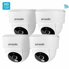 Zmodo 720p HD 4 IP Wireless Indoor IR Night Vision Home Security Camera System