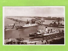 More details for dover harbour from 64 steps rp pc unused sweetman ref e170