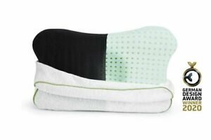 BLACKROLL® RECOVERY PILLOW | Memory foam pillow with neck support